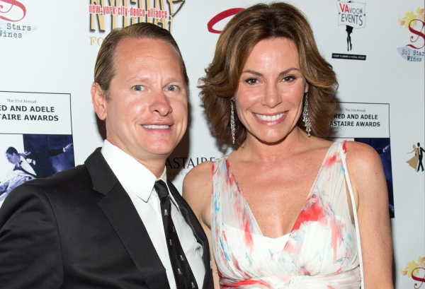 Carson Kressley, Countess Luann de Lesseps