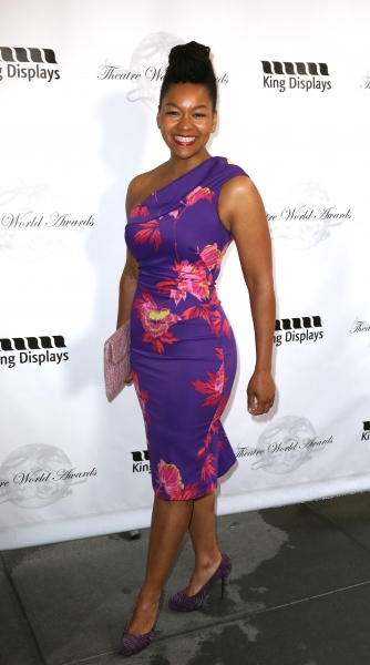 Photo Coverage On The Red Carpet At The 2013 Theatre