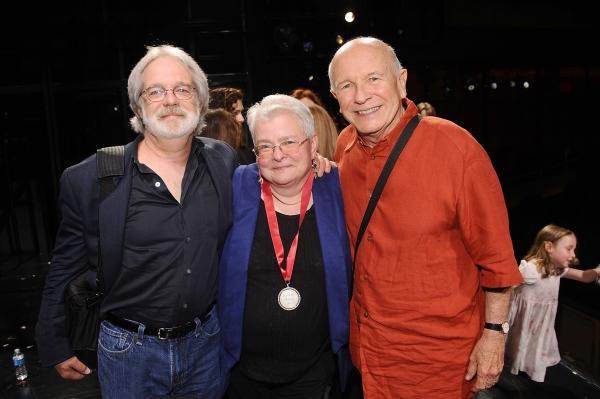 John Weidman, Paula Vogel, Terrence McNally