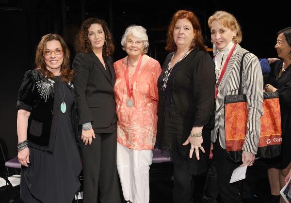 Marsha Norman, Julia Jordan, Lois Smith, Theresa Rebeck, Mimi Kilgore