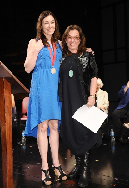 Laura Marks, Marsha Norman Photo