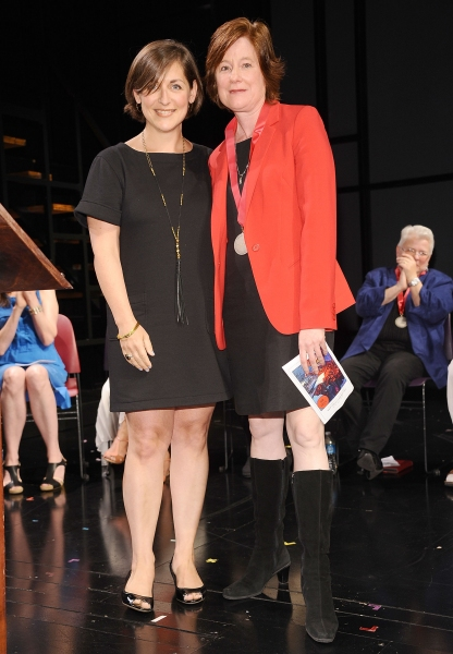 Mandy Greenfield, Julie Crosby Photo
