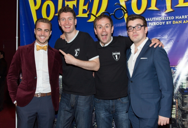 Photo Coverage: POTTED POTTER Returns to Off-Broadway!