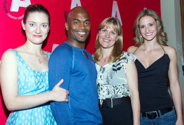 Zoe Perry, Andrew Stewart-Jones, Kelly McAndrew, Jessica Cummings Photo