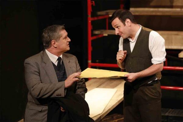 Dan Gordon and Michael Condron