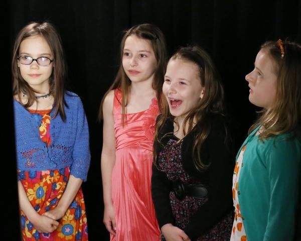 The Matildas Oona Laurence Bailey Ryon Sophia Gennusa Milly Shapiro