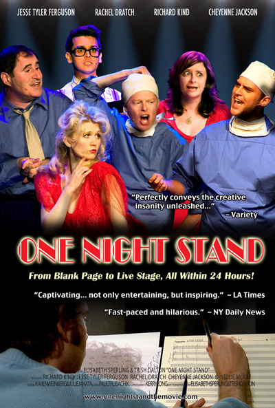 ONE NIGHT STAND Stars Share 24-Hour Musical Experiences