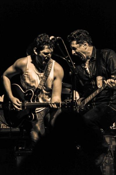Ari Lesser and Scott Duryea