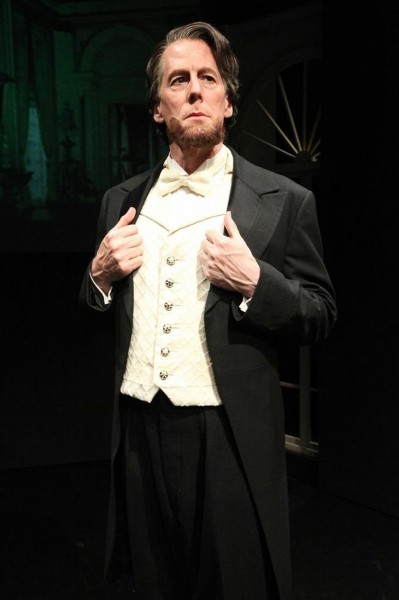 Steven Hauck as Abraham Lincoln