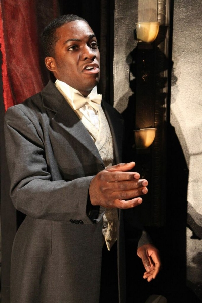 Tyrone Davis, Jr. as Tobias