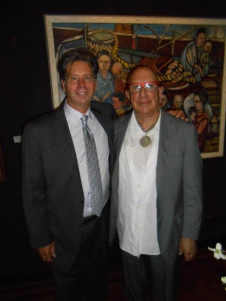 Arthur T. Kalaher and Leonard Barton