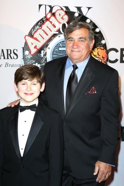Johnny Rabe and Dan Lauria  Photo