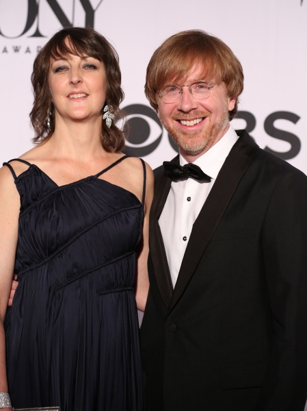 Trey Anastasio and guest