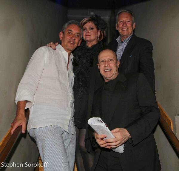 Lee Tannen, Faith Prince, Tom Wells, Alex Rybeck Photo
