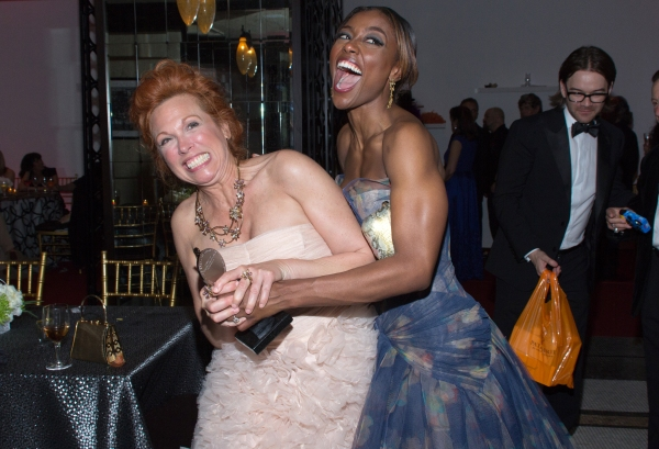 The Divine one breaks her silence on The Tonys