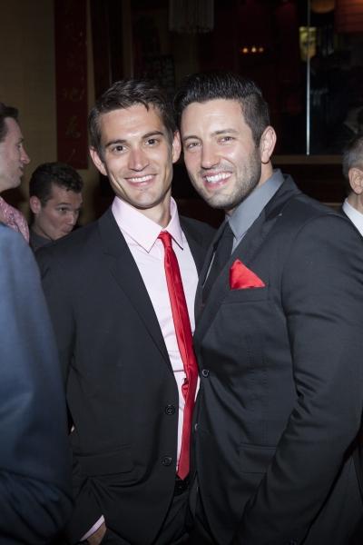 Mo Brady and Justin Huff
