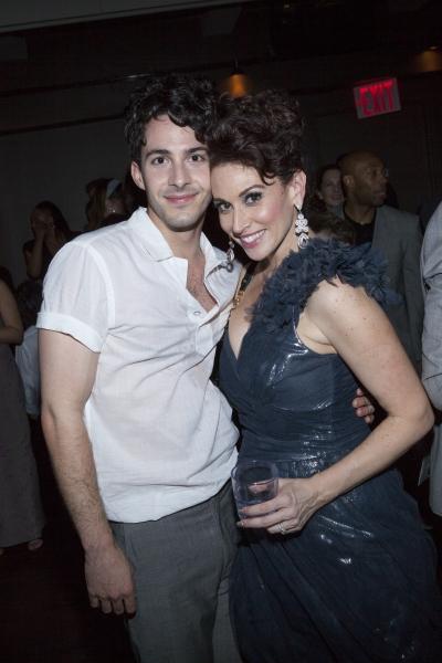 Phillip Spaeth and Lesli Margherita Photo