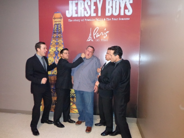 Rob Marnell, Deven May, Billy Gardell, Graham Fenton, Jeff Leibow