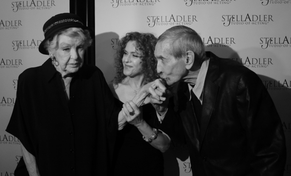 Photo Coverage: Bernadette Peters, Elaine Stritch & More Gather for STELLA BY STARLIGHT Gala