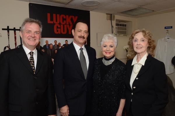 Ciaran O''Reilly, Tom Hanks, Shirley Jones, Charlotte Moore Photo