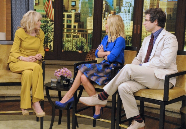 ANDY SAMBERG, JUDITH LIGHT, KELLY RIPA, ANDY SAMBE