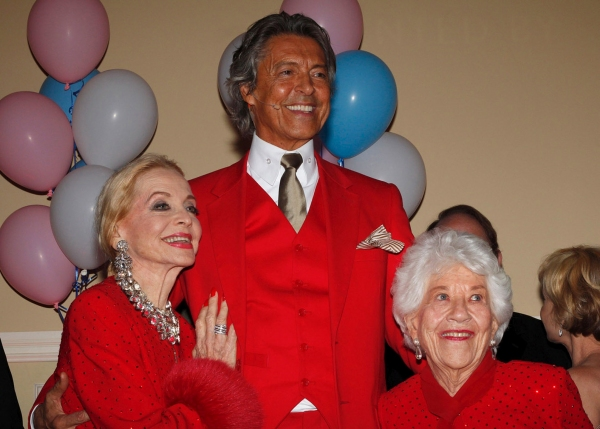 Anne Jeffreys, Tommy Tune and Charlotte Rae