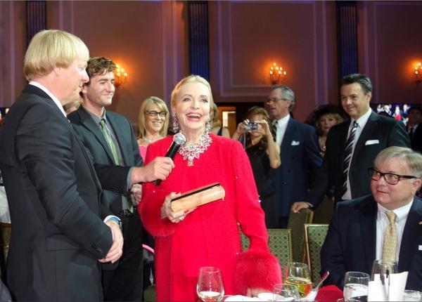 Nedda Harrigan Logan Award recipient, Anne Jeffreys