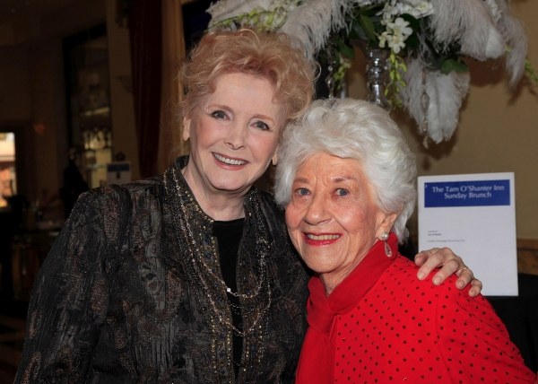 Millicent Martin and Charlotte Rae