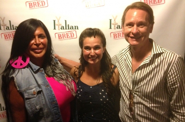 Big Ang, Candice Guardino, Carson Kressley