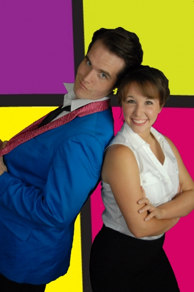 Photo Flash: First Look at Slow Burn Theatre's THE WEDDING SINGER, Running 6/21-30
