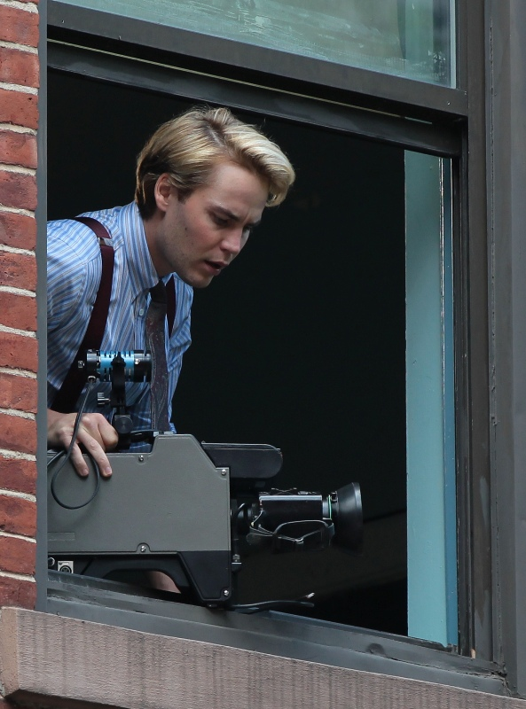 First Shots From NORMAL HEART Film NYC Set