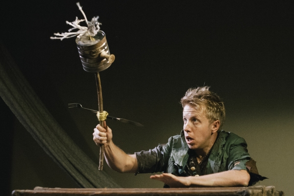 Chris Bresky as Peter Pan
