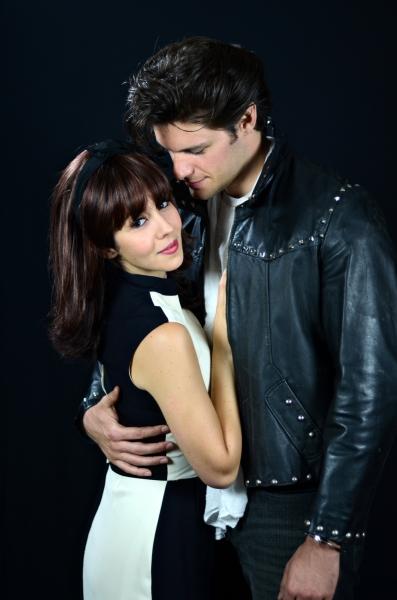 Melinda Porto (Kate), Steven Good (Adam)