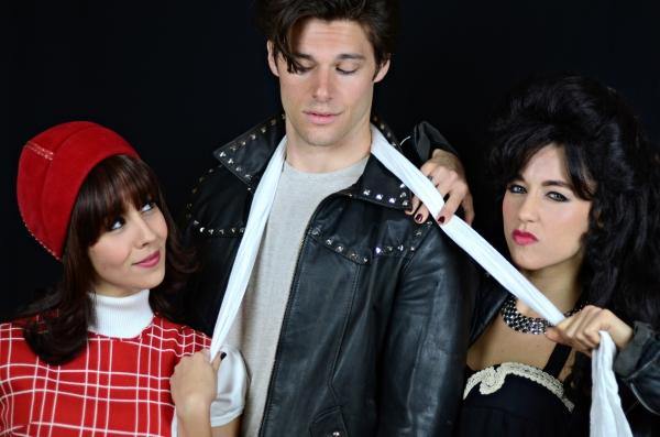 Melinda Porto (Kate), Steven Good (Adam), Jade Tailor (Lulu)