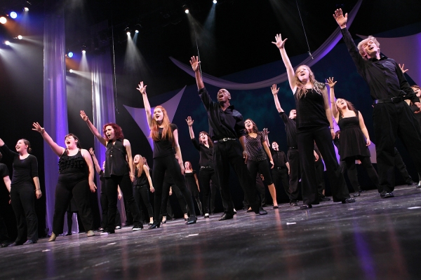 Photo Flash: Iowa High School Musical Theater Awards Honor 'Triple Threat' Performers