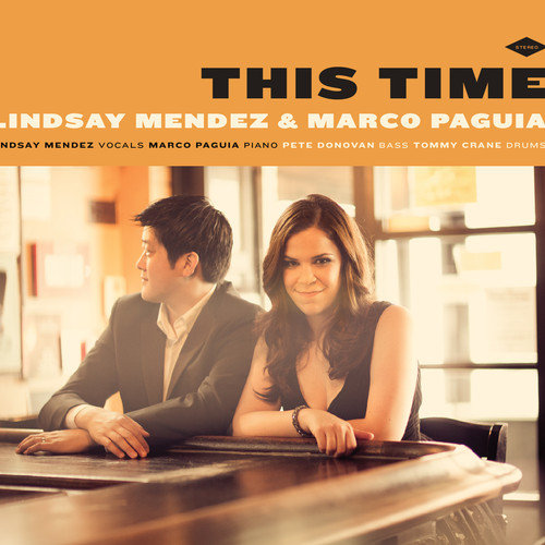 BWW Reviews: Lindsay Mendez and Marco Paguia's THIS TIME is Captivatingly Jazzy