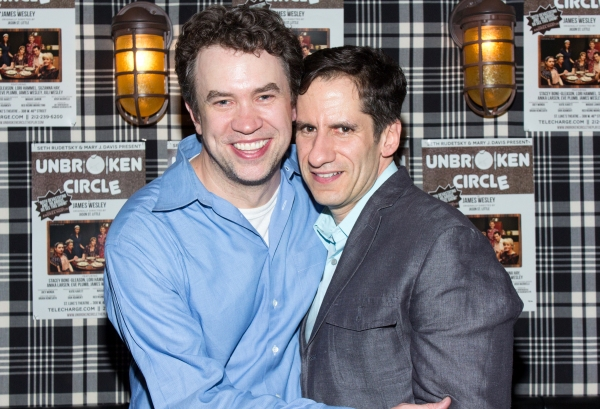 James Wesley, Seth Rudetsky