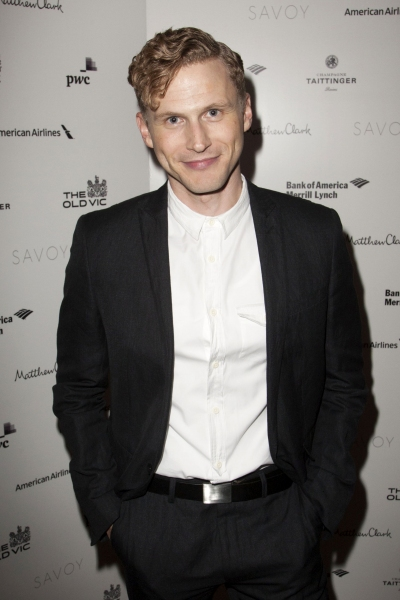 Charles Aitken (Tom Junior)''Sweet Bird of Youth'' play after party at the Savoy Hotel, London, Britain - 12 Jun 2013