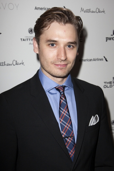 Seth Numrich (Chance Wayne)''Sweet Bird of Youth'' play after party at the Savoy Hotel, London, Britain - 12 Jun 2013
