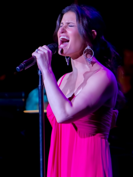 A Peek At Idina Menzel's Current Concert Setlist