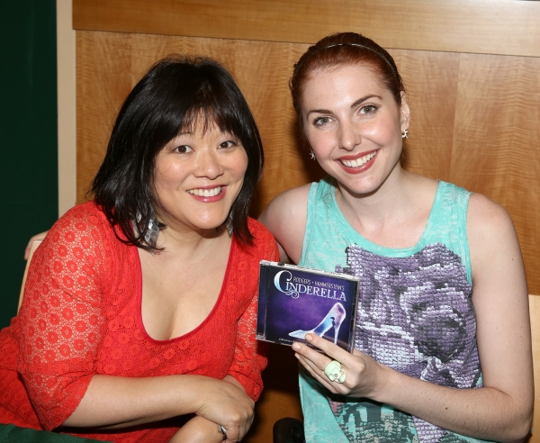 Photo Coverage: CINDERELLA Cast Celebrates a Lovely Album Release at Barnes & Noble!