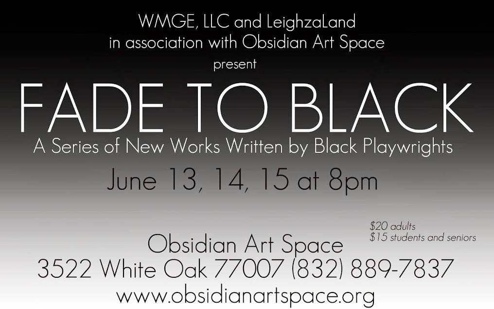 BWW Reviews: WMGE, LLC and LeighzaLand Productions' FADE TO BLACK is Exhilarating and Deeply Thought-Provoking