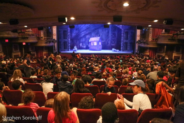 Photo Coverage: Inside Broadway & NICE WORK IF YOU CAN GET ...