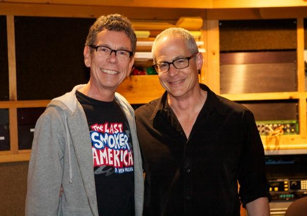 Bill Russell (book & lyrics) and Peter Melnick (music) Photo