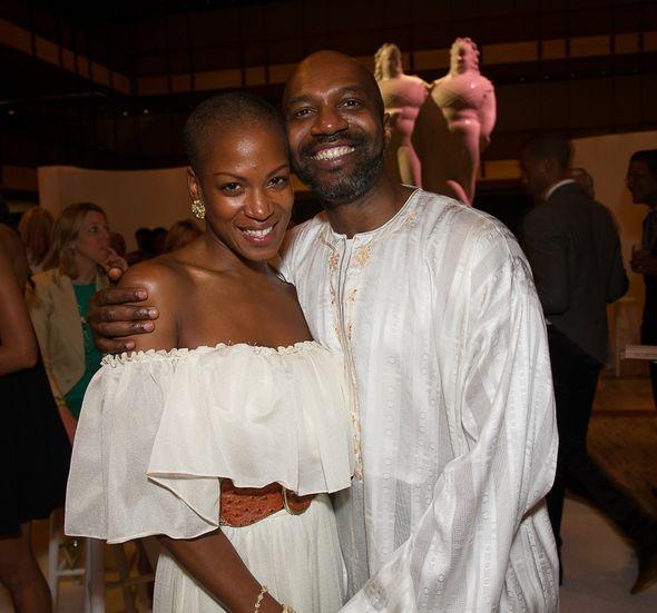 Akua Noni Parker and Ronald K. Brown