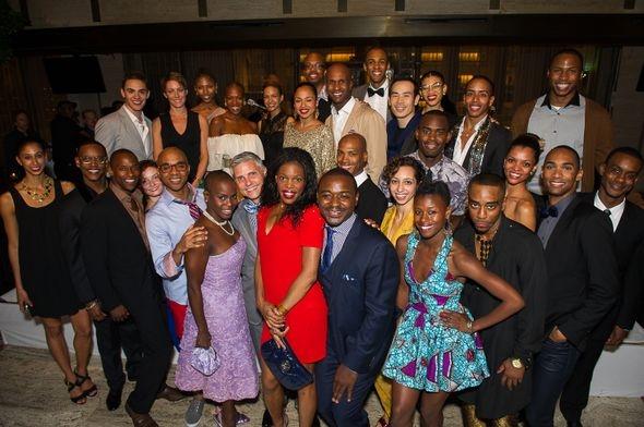 Alvin Ailey American Dance Theater, Robert Battle and David E. Monn