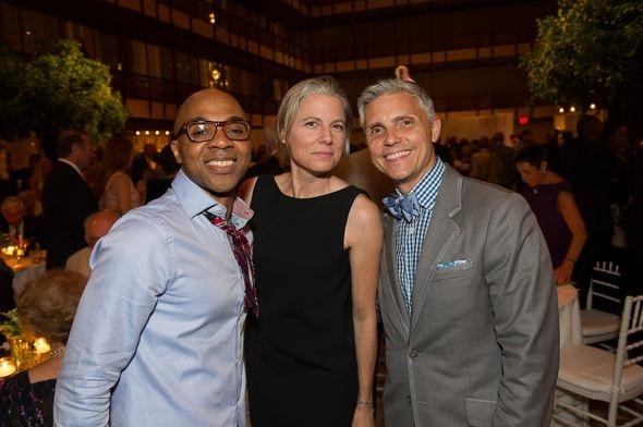 Matthew Rushing, Leslie Maheras and David E. Monn