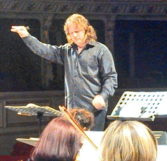 Photo Flash: MidAtlantic Opera's Jason C. Tramm Leads Szeged National Symphony in Hungary