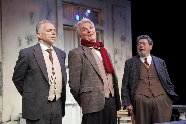 The cast of Shakespeare & Company''s HEROES