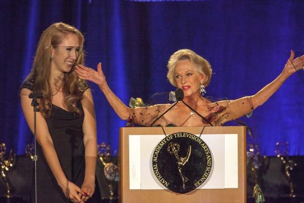 Photo Flash: CBS, PBS, HUB Network, Nickelodeon Win Big at 2013 Creative Arts Emmy Awards